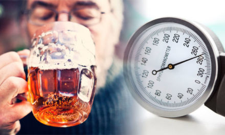 Drinking Raises Blood Pressure Risk With Diabetes